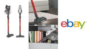 Akku-Staubsauger bei Ebay im Angebot: Hoover zum kleinen Preis abstauben©Ebay, Hoover