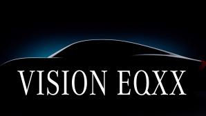 Mercedes Vision EQXX Teaser©Mercedes Benz