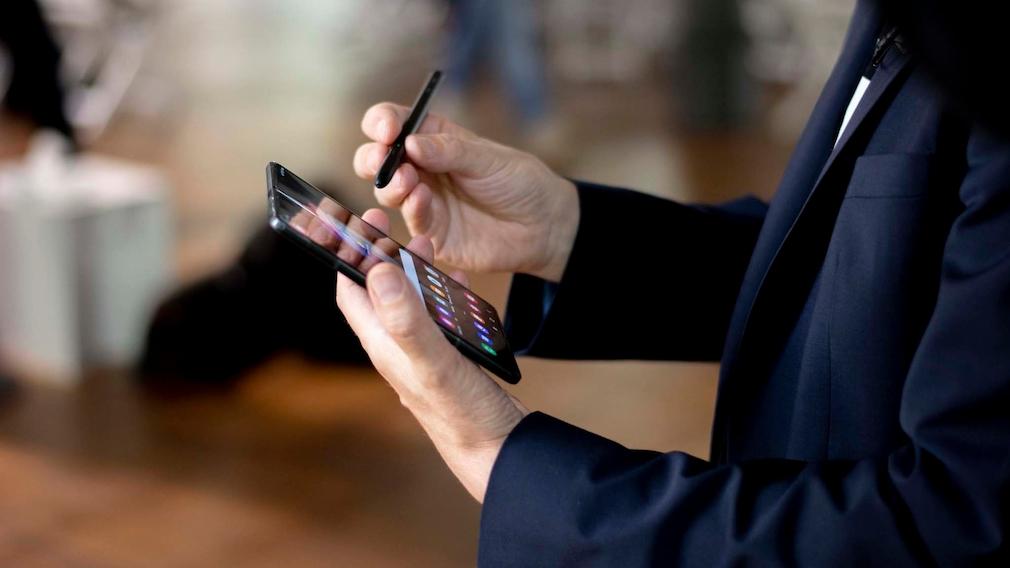 Samsung Galaxy Z Fold 3 mit S-Pen