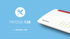 FritzOS 7.28 f�r FritzBox 7590©AVM
