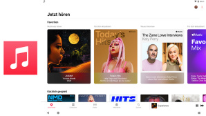 Apple Music f�r Android©Apple, Android
