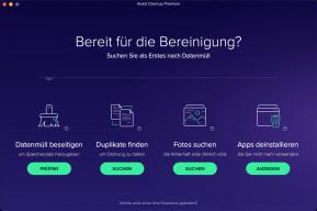 Avast Cleanup Premium (Mac)