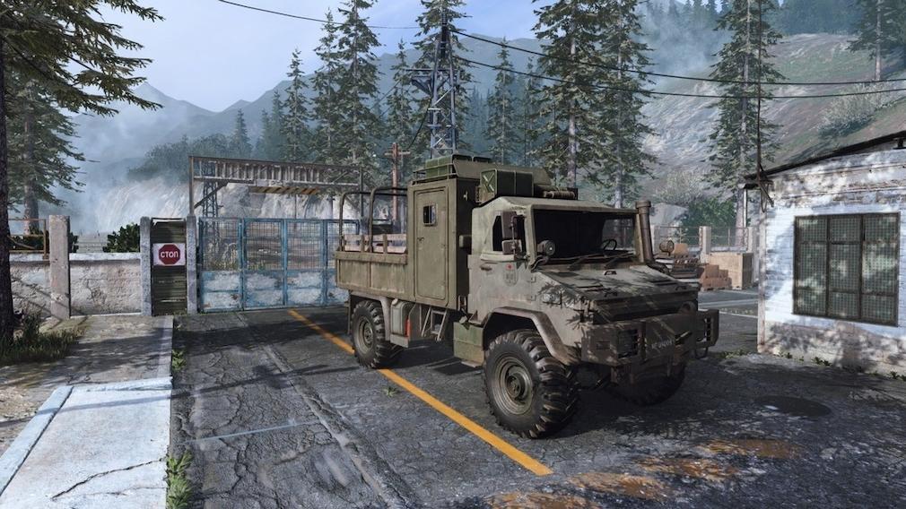 Call of Duty Warzone Trucks Solo-Mode