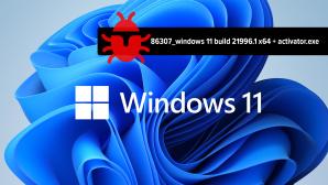 Windows 11 Fake-Installer©Microsoft, iStock.com/fairywong