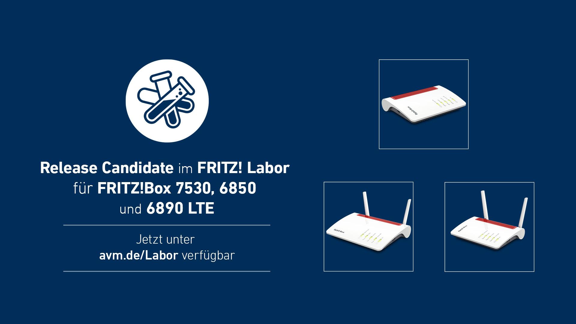 Neue Betas: Diese FritzBoxen erhalten bald FritzOS 7.28