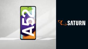 Samsung-Smartphone im Saturn-Deal: Galaxy A52 zum Hammerpreis©Saturn, iStock.com/ Rawpixel, Samsung