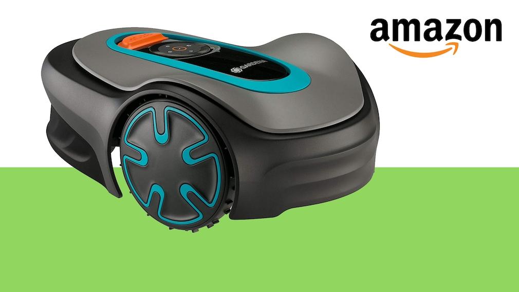 Sileno Minima Mähroboter von Gardena bei Amazon kaufen
