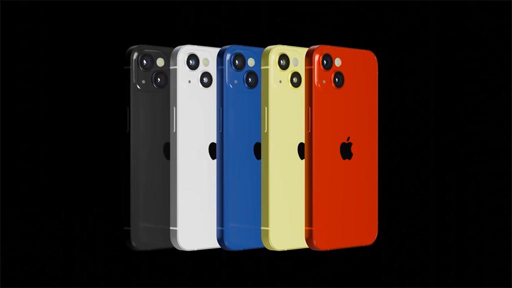 iPhone 13: So soll das nächste Apple-Smartphone aussehen