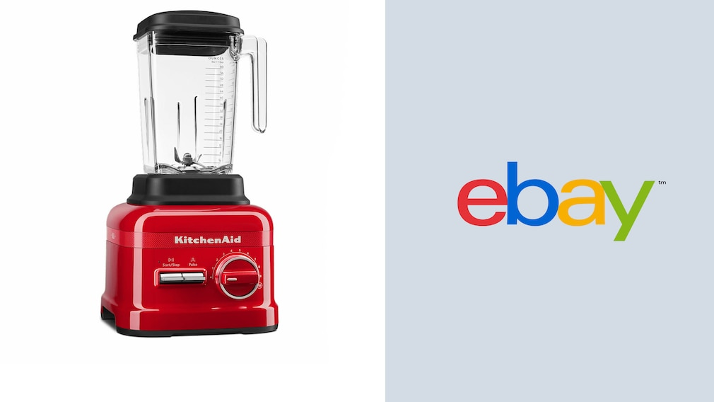 Ebay-Angebot: KitchenAid-Standmixer 5KSB6060HESD günstiger