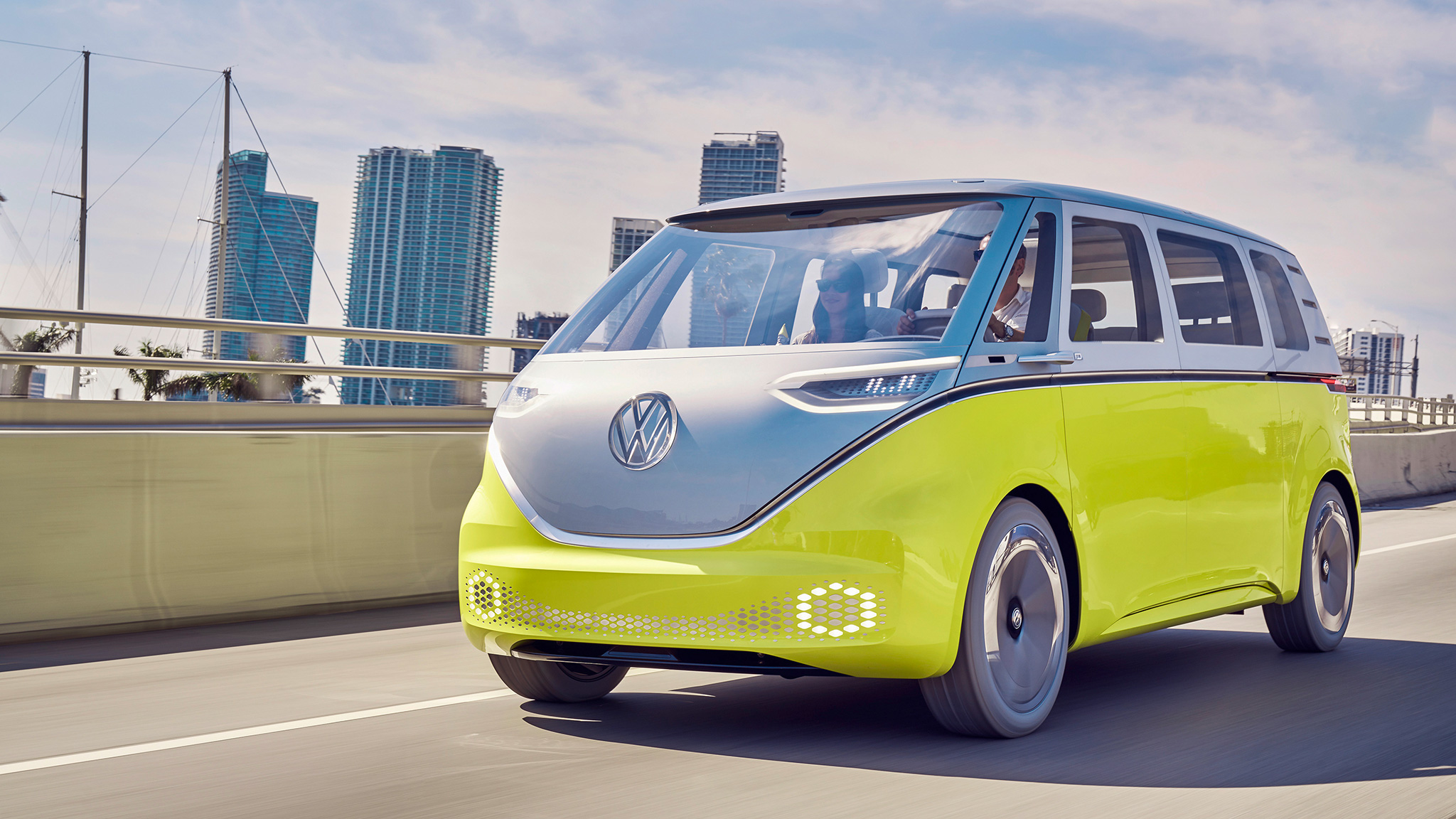 VW: E-Bulli ID.Buzz kommt mit 6 Plätzen und ohne Fahrersitz
