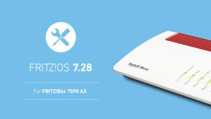 FritzOS 7.28 f�r FritzBox 7590 AX©AVM