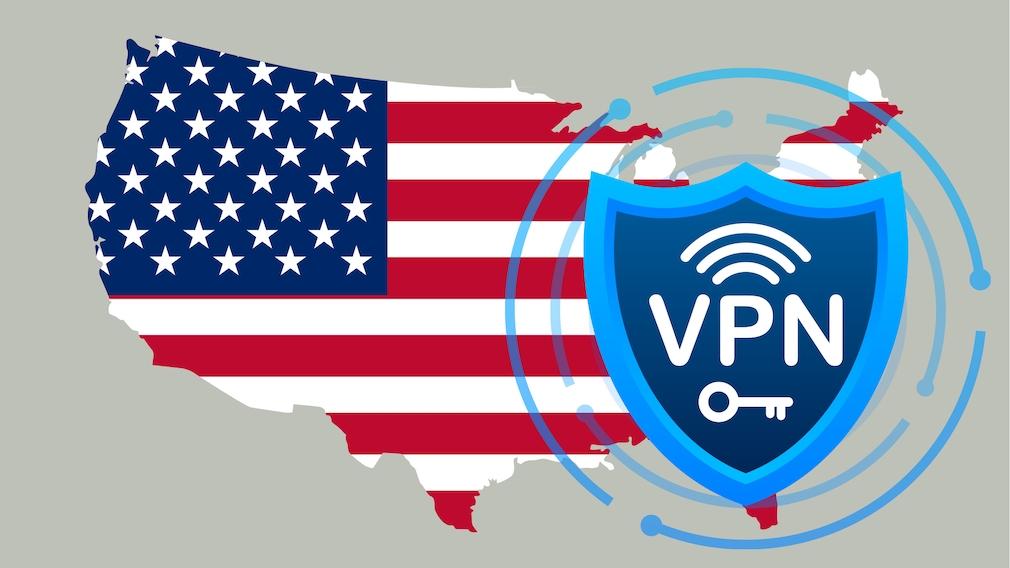 VPN für die USA©iStock.com/Oleksandr Hruts, iStock.com/undefined undefined