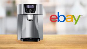 Jetzt Kesser-Eiswürfelmaschine bei Ebay kaufen©Kesser, Ebay