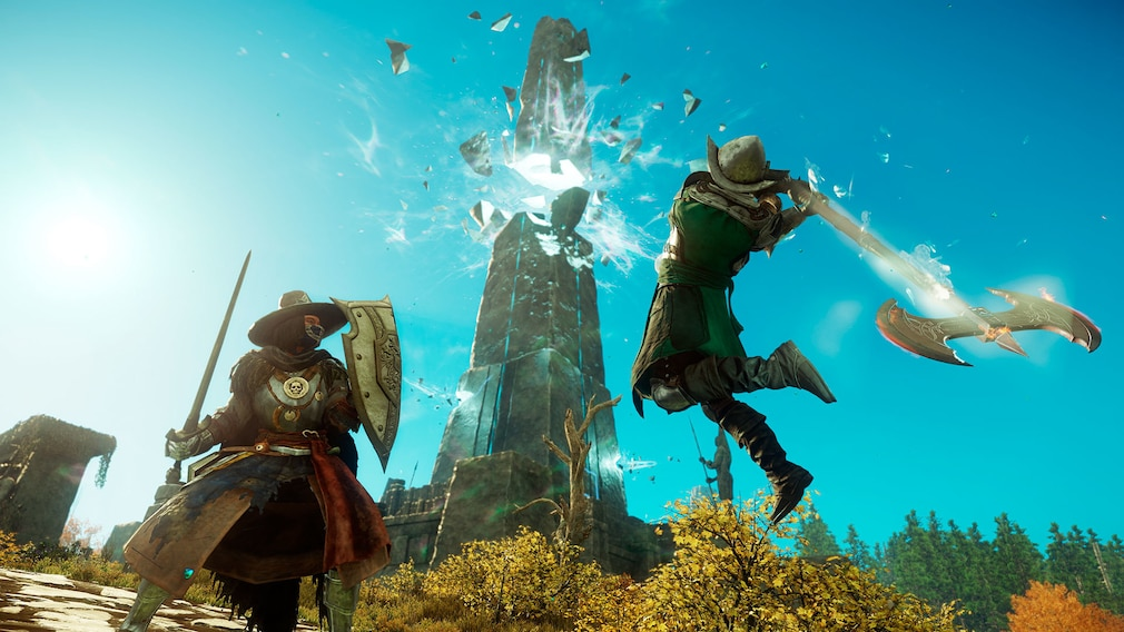 Amazons MMORPG New World