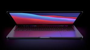 MacBooks mit M1-Chip: Nutzer klagen über Display-Sprünge©Apple