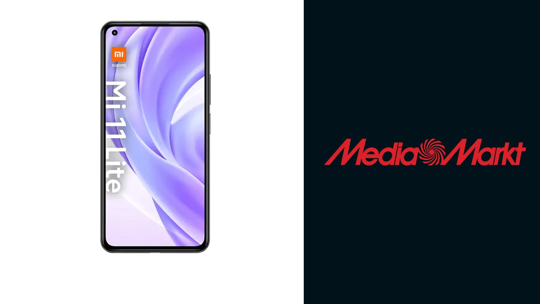 Xiaomi-Smartphone im Media-Markt-Angebot: Mi 11 Lite zum Tiefpreis