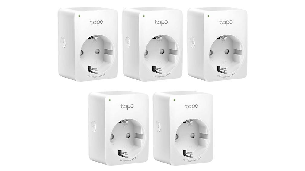 Smarte WLAN-Steckdose TP-Link Tapo P100 bei tink
