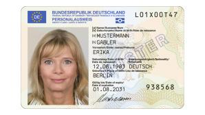 Ab sofort: Personalausweis nur noch mit Fingerabdruck©Bundesministerium des Innern, für Bau und Heimat