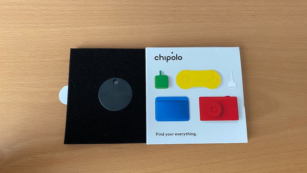 Chipolo OneSpot Verpackung