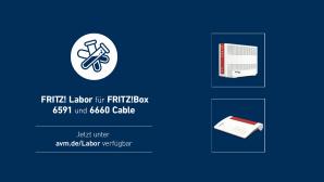 Fritz Labor für FritzBox 6660 und 6591©AVM