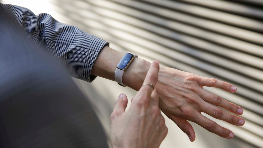 Fitbit Luxe Wecker