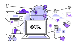 Mozilla VPN: Neue Funktionen©Mozilla