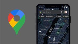 Google Maps: iOS-App bekommt Dark Mode©Google
