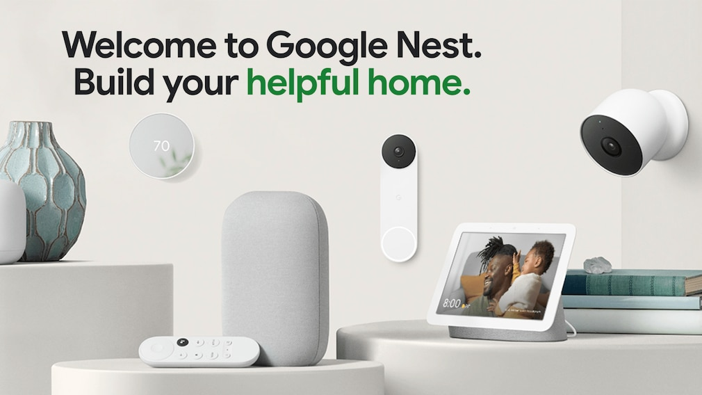 Nest: Neue Smart-Home-Produkte im Anmarsch