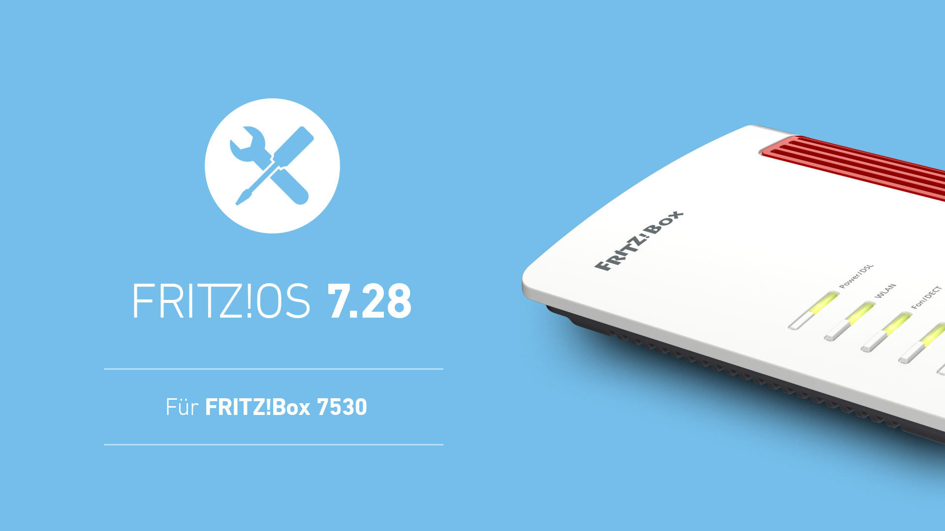 FritzBox 7530: Neue Firmware behebt Apple-Bug