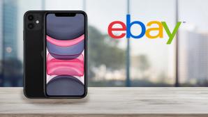 Im Ebay-Angebot gibt es das iPhone 11 von Apple aktuell besonders günstig©Apple, Ebay
