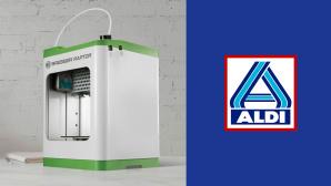 3D-Drucker bei Aldi im Angebot: Bresser Raptor kr�ftig im Preis reduziert Aldi-Angebot: Momentan ist im Onlineshop des Discounter der 3D-Drucker Bresser Raptor zum starken Preis im Sortiment.©Aldi, Bresser
