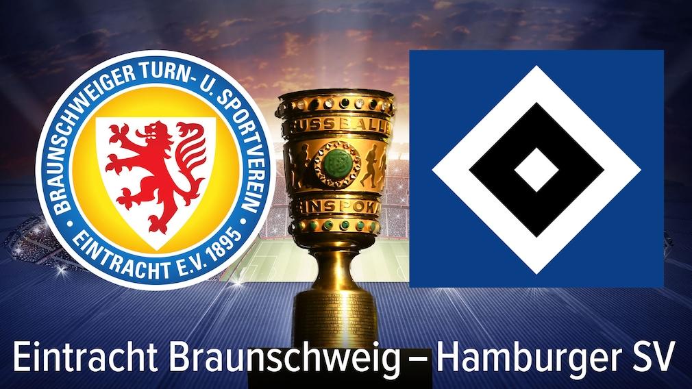 DFB-Pokal HSV, Eintracht Braunschweig, sportwetten: Tipps, Prognosen, Quoten