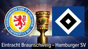 DFB-Pokal HSV, Eintracht Braunschweig, sportwetten: Tipps, Prognosen, Quoten©iStock.com/efks, PATRIK STOLLARZ/gettyimages,  HSV, Eintracht Braunschweig,