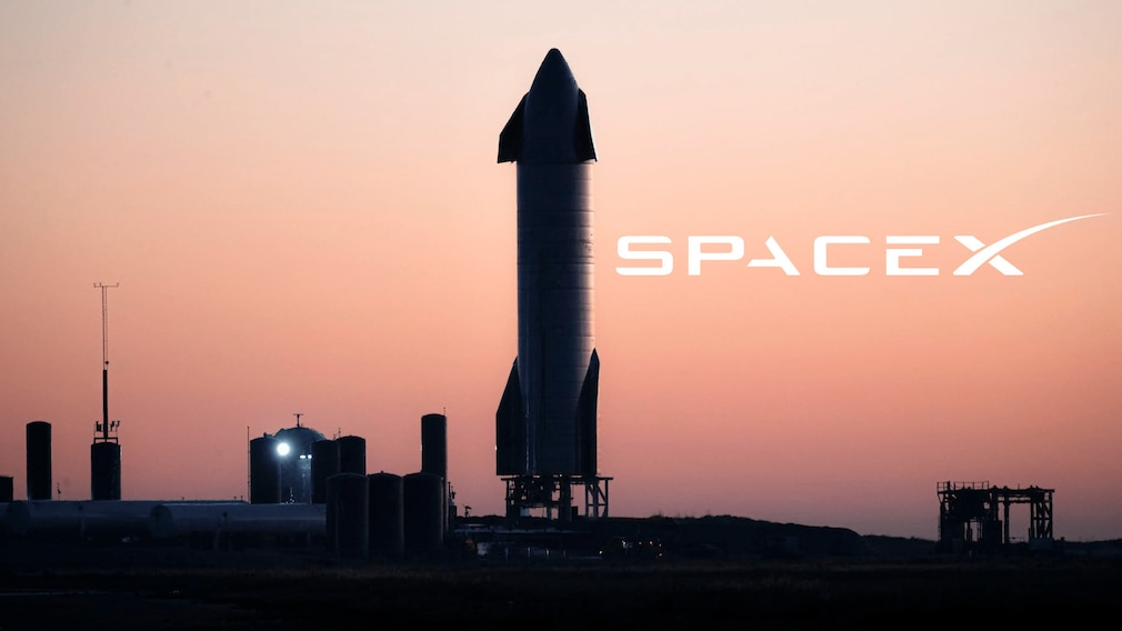 SpaceX-Rakete©SpaceX