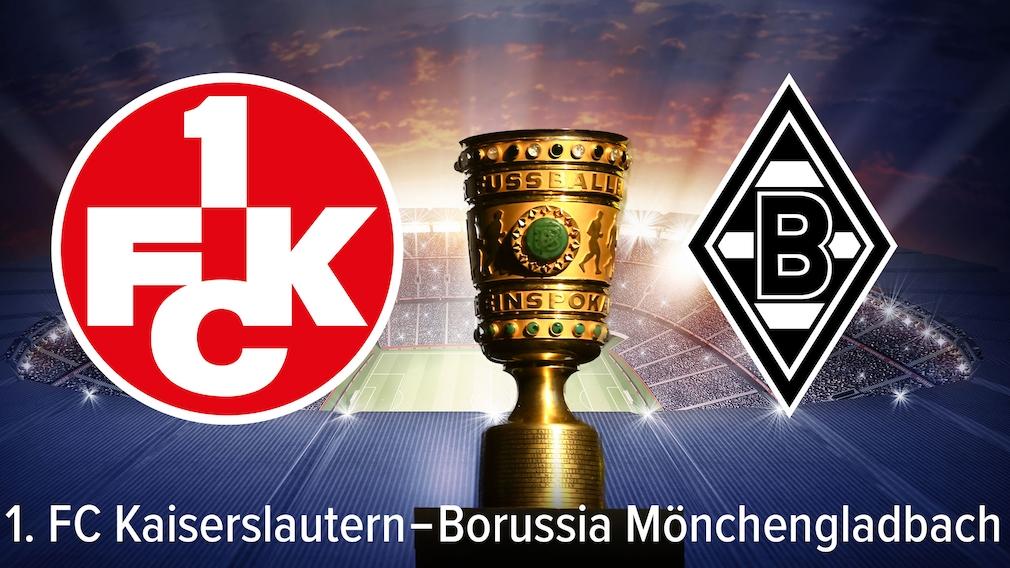 DFB-Pokal 1. FC Kaiserslautern, Borussia Mönchengladbach, sportwetten: Tipps, Prognosen, Quoten