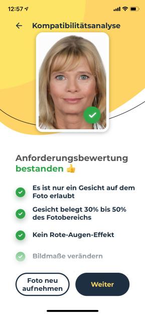 PhotoAiD (App für iPhone & iPad)