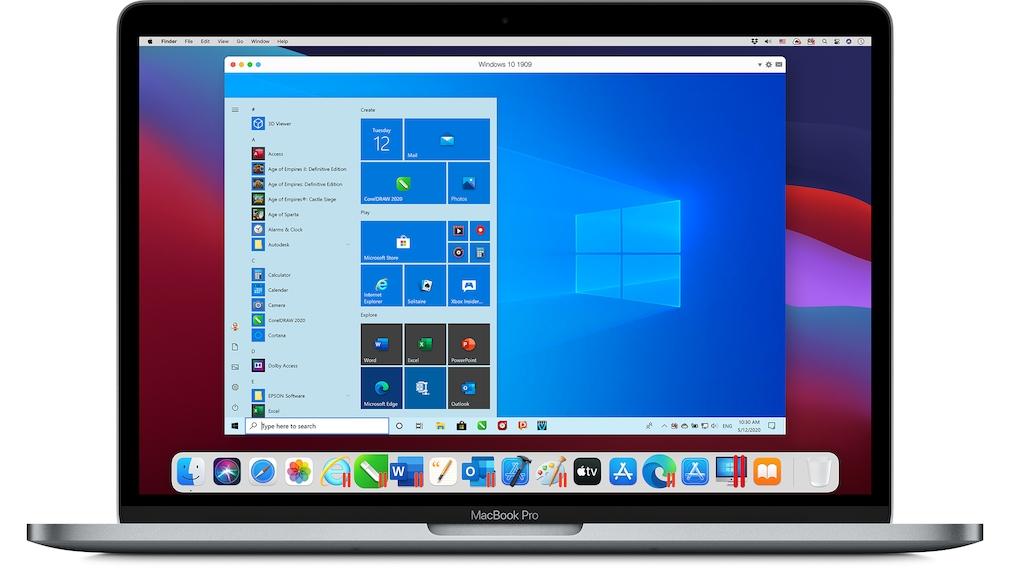 Parallels Desktop 17: Windows auf dem Mac