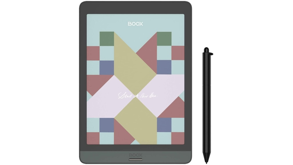 eBook-Reader Boox Nova 3 Color©Onyx