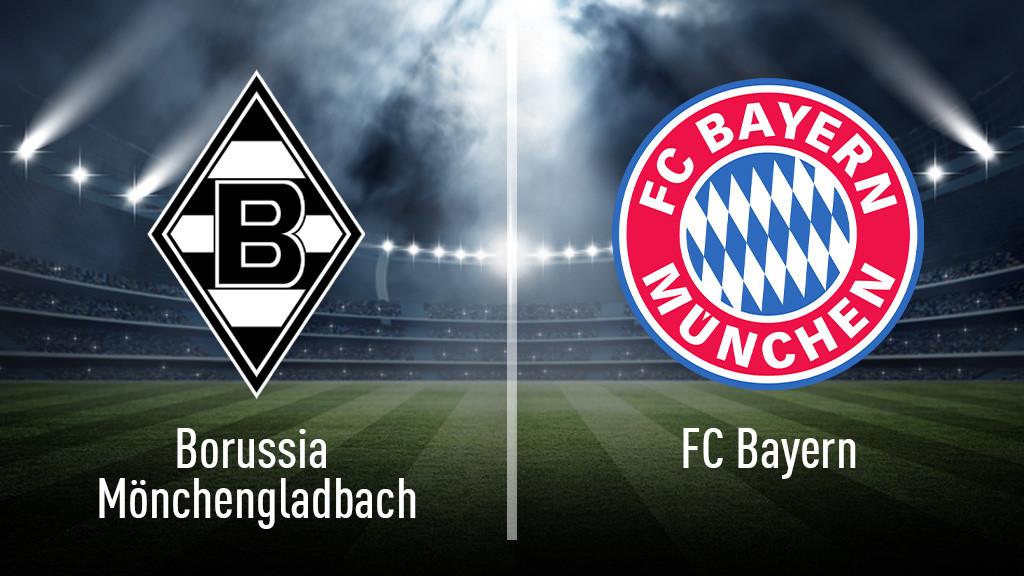 Bundesliga Gladbach Bayern Live Im Tv Und Stream Computer Bild