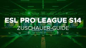 CS:GO ESL Pro League 14 Zuschauer-Guide im Video©ESL / GLHF.gg