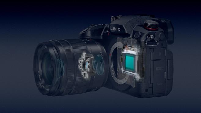 Panasonic Lumix GH5 II Bildstabilisator©Panasonic