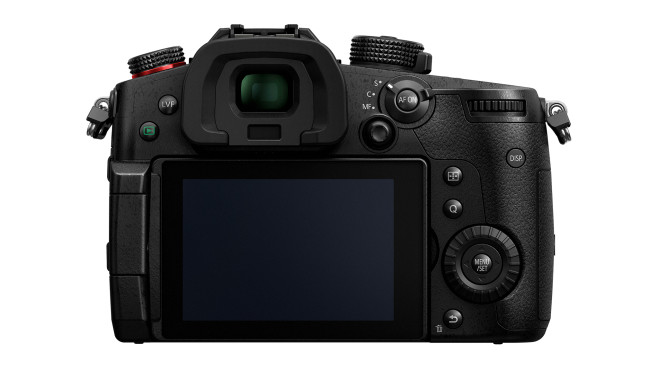 Panasonic Lumix GH5 II Rückseite©Panasonic