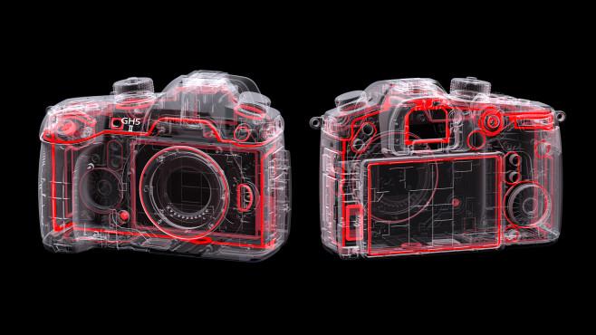Panasonic Lumix GH5 II Wetterschutz©Panasonic