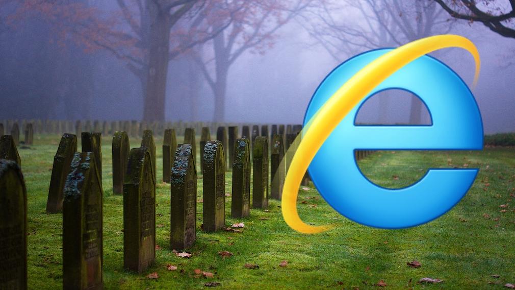 Kommentar: Warum ist der Internet Explorer so schlecht? Rauswurf aus Windows 11