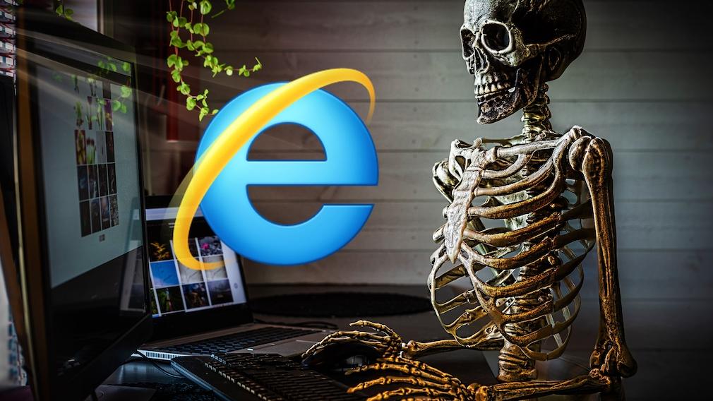 Kommentar: Warum ist der Internet Explorer so schlecht? Rauswurf der IE aus Windows 11