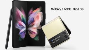 Samsung Galaxy Z Fold 3 5G und Z Flip 3 5G©Samsung