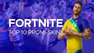 Fortnite besten Promi-skins