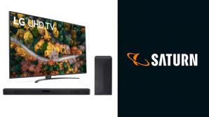LG TV bei Saturn©LG / Saturn