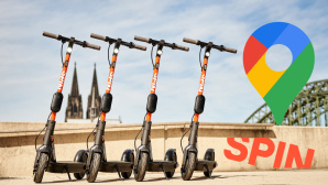 Spin E-Scooter©Spin, Google
