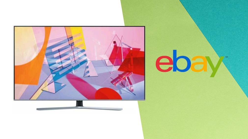 Smart-TV im Ebay-Angebot: Samsung GQ55Q64TGU zum Top-Preis